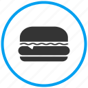 burger, cheese burger, food, hamburger, hotdog, meal icon