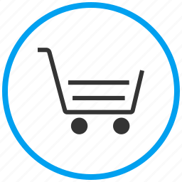 basket, buy, cart, checkout, ecommerce, retail, super market icon