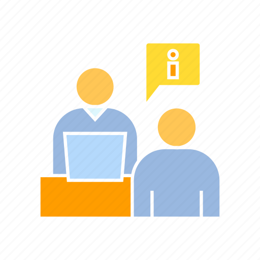 consulting, discussion, meeting icon