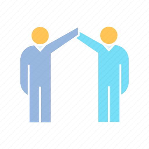 collaboration, success, teamwork icon