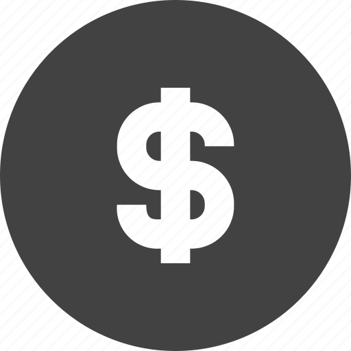 bill, currency, dollar, payment icon