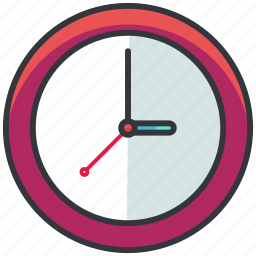business, clock, economic, time icon