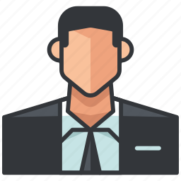 avatar, business, economic, employee, man icon