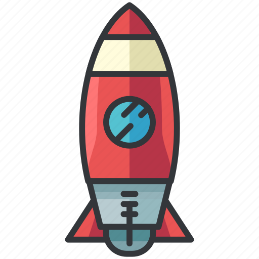 business, economic, rocket, space, spacecraft icon