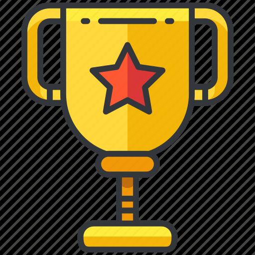 award, business, economic, reward, star, trophy icon