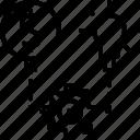 gear, generate, idea, solution icon