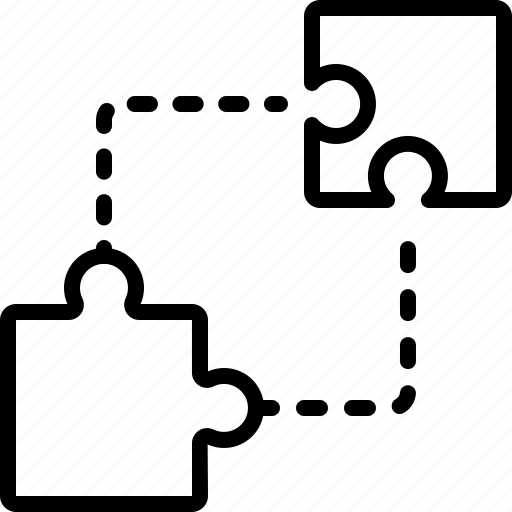 problem, puzzle, solution, solve icon
