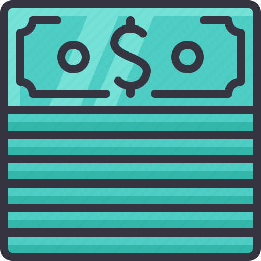 currency, dollar, money, value icon
