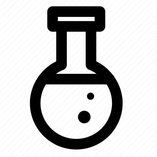 chemistry, experiment, flask, research, science, test, tube icon