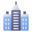 company, building, business, tower, city