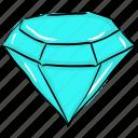 allotrope, carbon alloy, crystal, diamond, gemstone icon