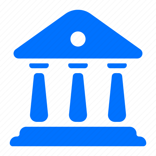 Bank, building, business, finance icon - Download on Iconfinder