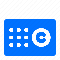 digital, protection, safe, safety icon