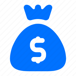 bag, currency, dollar, finance icon