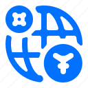currency, finance, international, yen icon