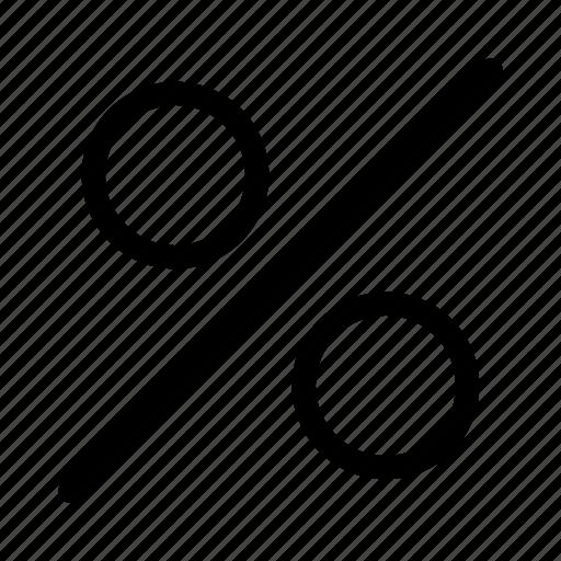 commerce, discount, percentage, price, sale, shop icon