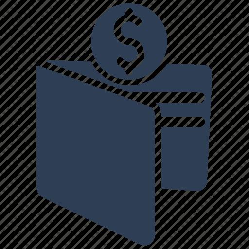 cash, money, money bag, payment, wallet icon