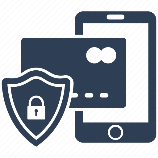 banking, mobile, online, payment, safe banking, safe payment icon