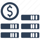 cash transfer, currency, exchange, money, rate icon
