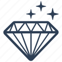crystal, diamond, gemstone, investment, jewelry