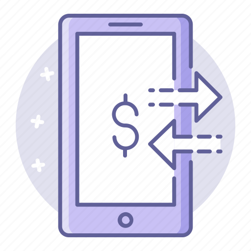 Banking, business, finance, mobile, transfer icon - Download on Iconfinder