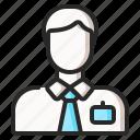 businessman, employee, job, man, professional, work, working