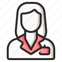 businesswoman, employee, job, professional, woman, work, working