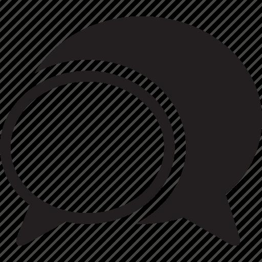 chat, communication, communications, conversation, multimedia, speech bubble icon