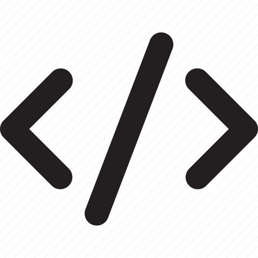 coding, computer, programming language, signs icon