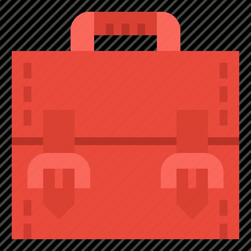 bag, briefcase, business, businessman, suitcase icon