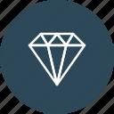 diamond, gem, jewel, precious, premium, service, wealth