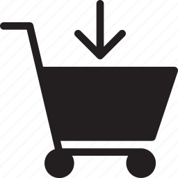 add, cart, market, shop, shopping, store, trolley icon