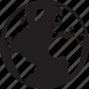 communications, earth globe, earth grid, globe grid, internet, multimedia, world icon