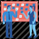 brainstorming, idea, meeting, business, management
