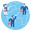 global, worldwide, business, information, management
