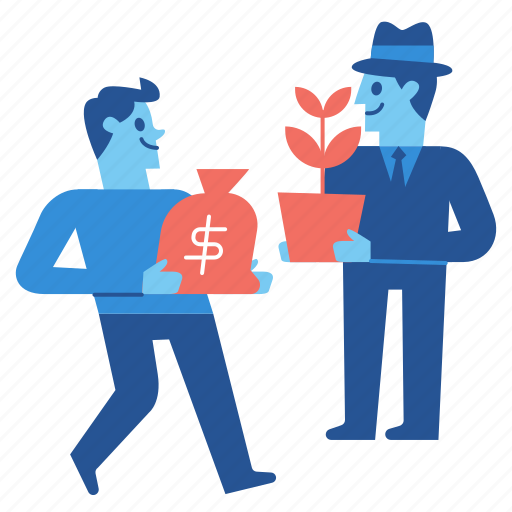 Investment, profit, money, growth, business icon - Download on Iconfinder