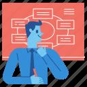 planning, chart, process, management, business