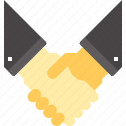 agreement, business, contract, deal, greeting, handshake, partnership icon