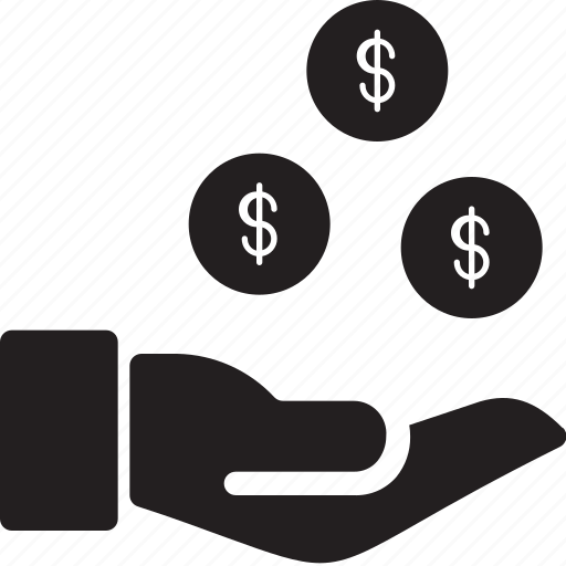 business, business and finance, cash, coin, currency, dollar, money icon