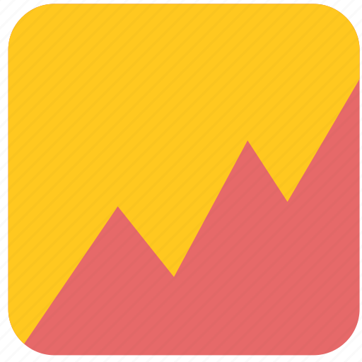 analysis, business, report, stock icon