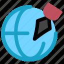 business, signature icon