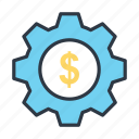 currency, ecommerce, financial, money, pound, setting, uk icon icon