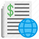 business magazine, business news, business newspaper, international business, international business new, news on business, newspaper icon