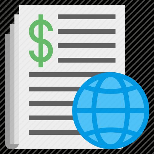 business magazine, business news, business newspaper, international business, international business new, news on business, newspaper icon