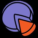 chart, diagram, pie, piechart, sector, slice icon