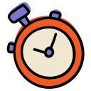 clock, event, planner, stopwatch, time, watch icon