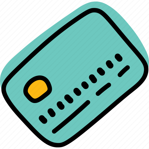 bank, card, credit, pay icon