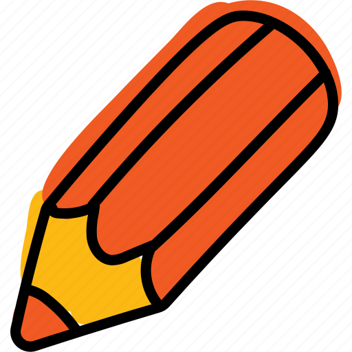 Draw, edit, pencil, write, sign icon - Download on Iconfinder