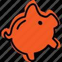 bank, deposit, money, piggy icon