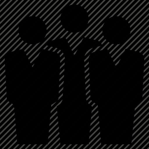 affiliate, business, business team, businessman, colleague, coworker, teamwork icon